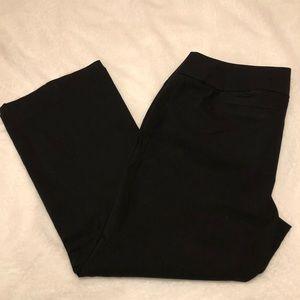 Torrid Black Trouser Pants 18S